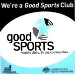 We're a Level 3 Good Sports Club