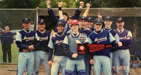 MUBC E Grade Champions 1993
