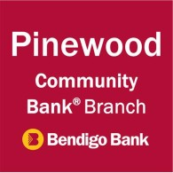 MUBC Sponsor - Bendigo Bank, Pinewood
